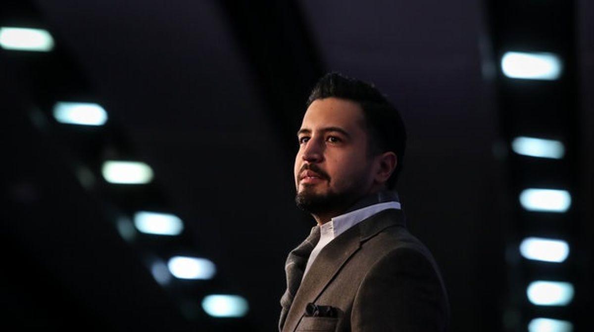 اولین بازیگر مرد «شهربانو»مهرداد صدیقیان