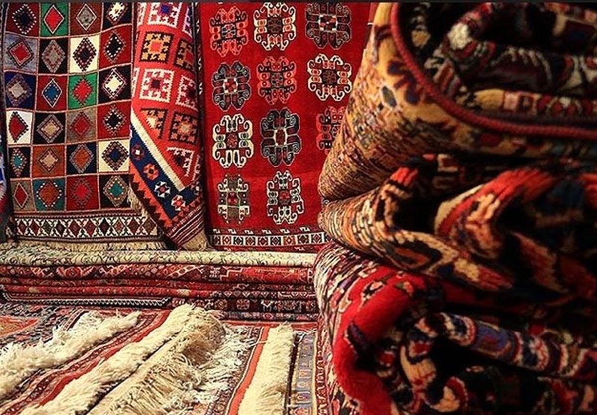 افزایش 16.4 درصدی وزن صادرات فرش دستباف در ۹ ماهه سال 99
