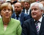 لحظهای که وزیر کشور آلمان با صدراعظم دست نداد!
