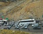 جاده ایلام _ مهران مسدود شد