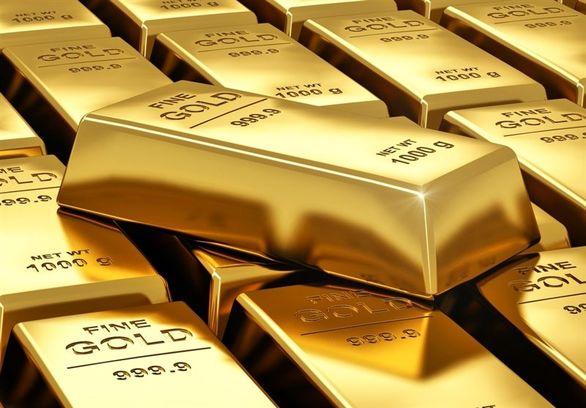 آخرین قیمت جهانی طلا امروز ۱۳۹۸/۰۸/۲۹