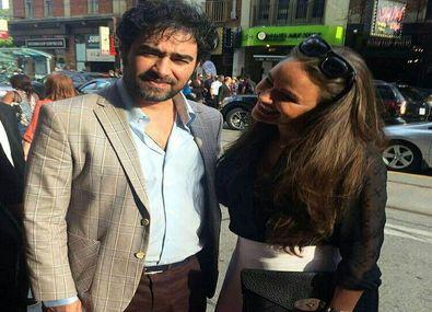 عاشقانه های شهاب حسینی و همسرش +عکس های دیده نشده