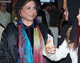 فیلم لورفته از حضور گوهرخیراندیش در کنسرت گوگوش در لس آنجلس + فیلم