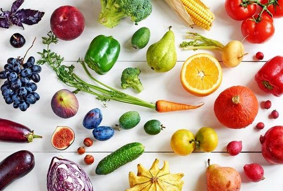 کدام میوهها را در روزهای کرونایی بخوریم + اینفوگرافی
