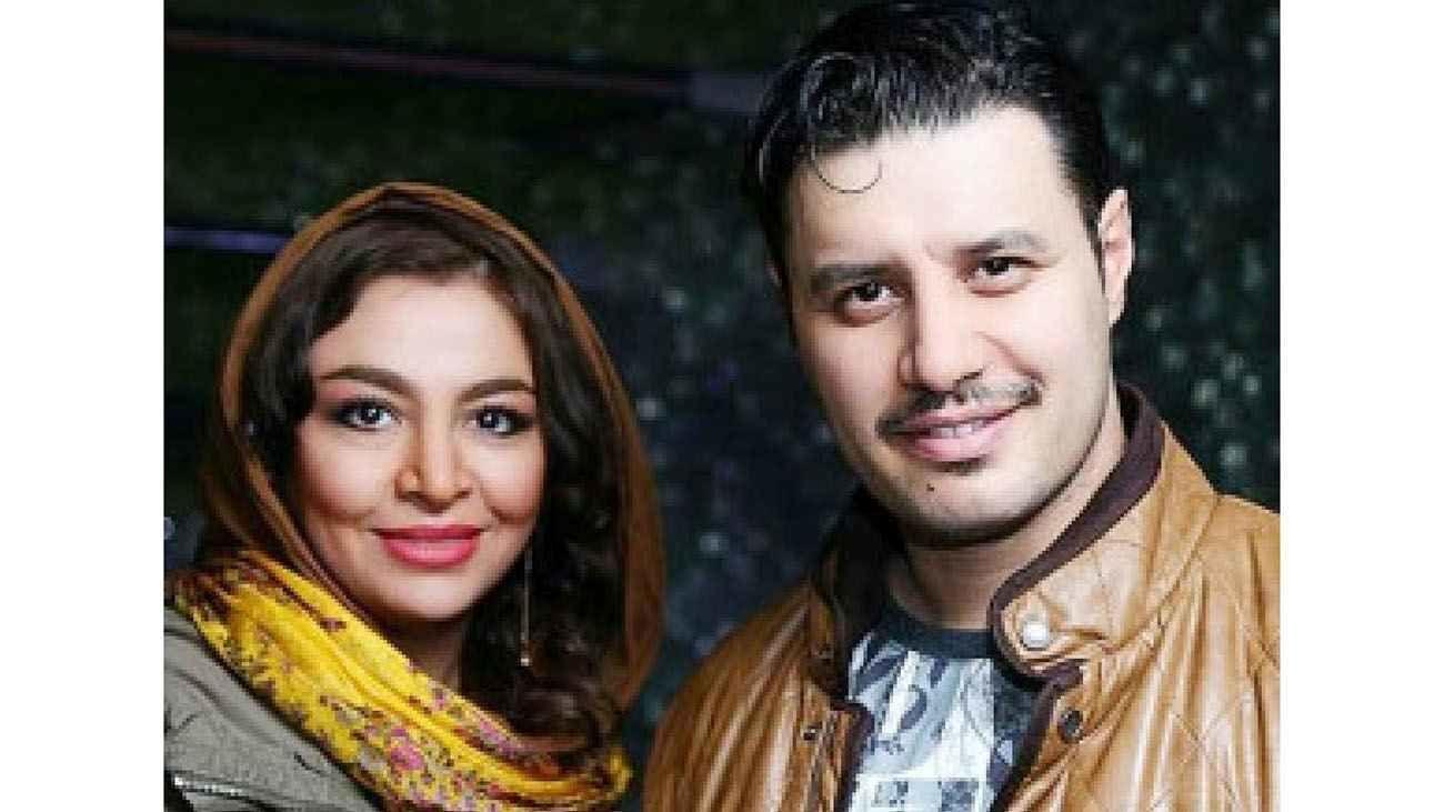 فاصله سنی جواد عزتی و همسرش + عکس