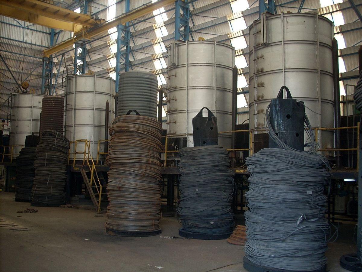 افزایش 250 درصدی تولید محصولات ویژه در واحد باکس آنیلینگ شمارۀ 2