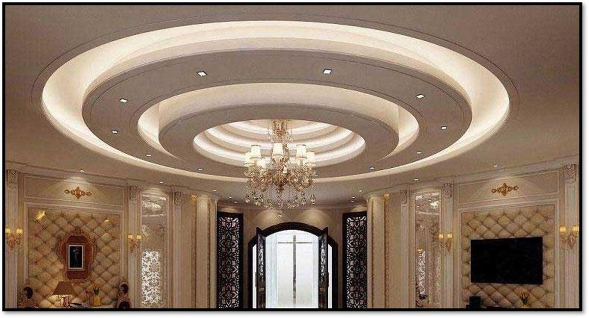گچبری پیش ساخته برای گچبری سقف به سبک کاسه ای