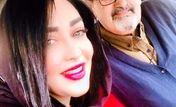 عکس لورفته از لباس جیغ بازیگر سریال گاندو   عکسهای سارا منجزی پور