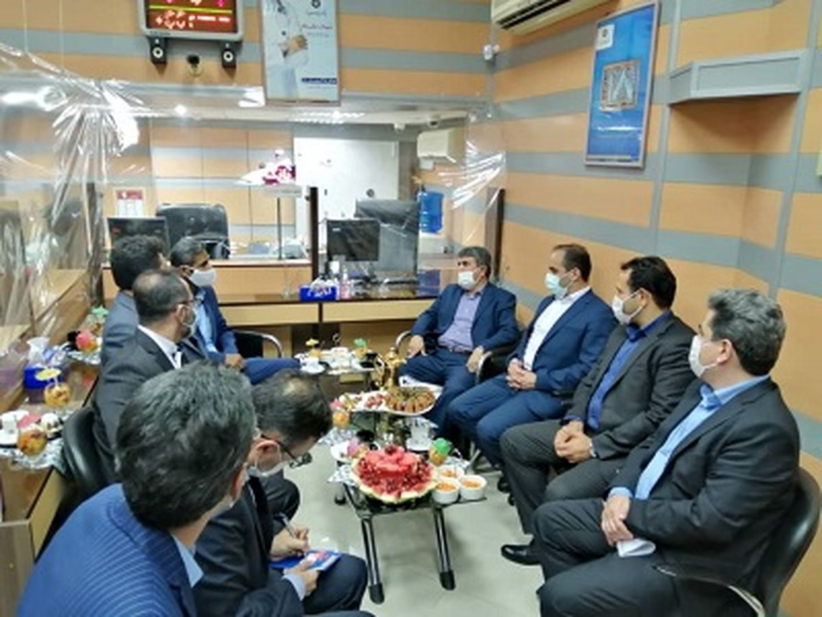 حضور پررنگ بانک سینا در بنادر کشور