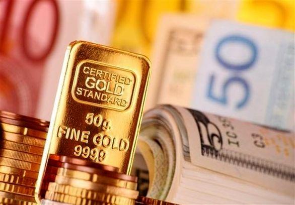 جدیدترین قیمت طلا، قیمت دلار، قیمت سکه