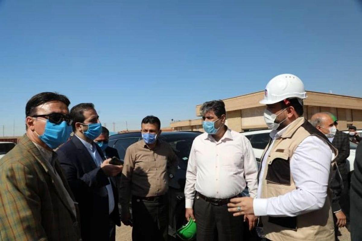 پروژه سنگان فولاد خراسان، جنبه ملی دارد