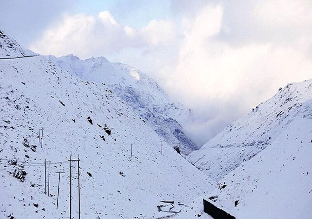 احتمال بارش برف در ارتفاعات پایتخت