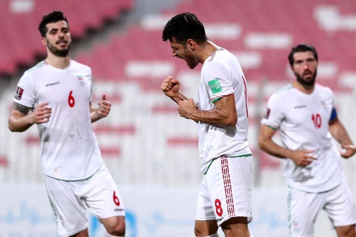 نتیجه بازی/ تیم ملی ایران: 10 - کامبوج: 0