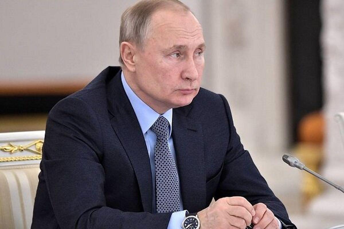 دلیل سفر پوتین به روسیه