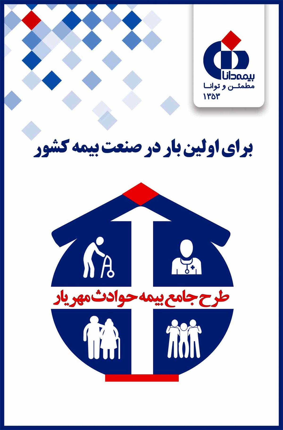 تسهیلات ویژه بیمه دانا به مناسبت ایام خجسته دهه فجر