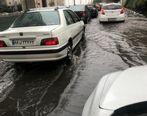 غافلگیری مدیران در پایتخت باران زده