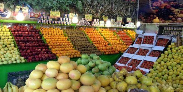 قیمت 10 محصول در میادین میوه و تره بار کاهش یافت