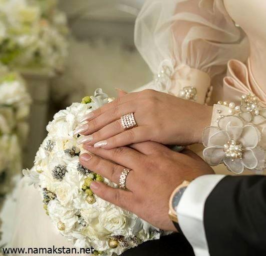 ازدواج دوم الهام حمیدی