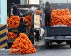 توزیع میوه شب عید در تهران آغاز شد