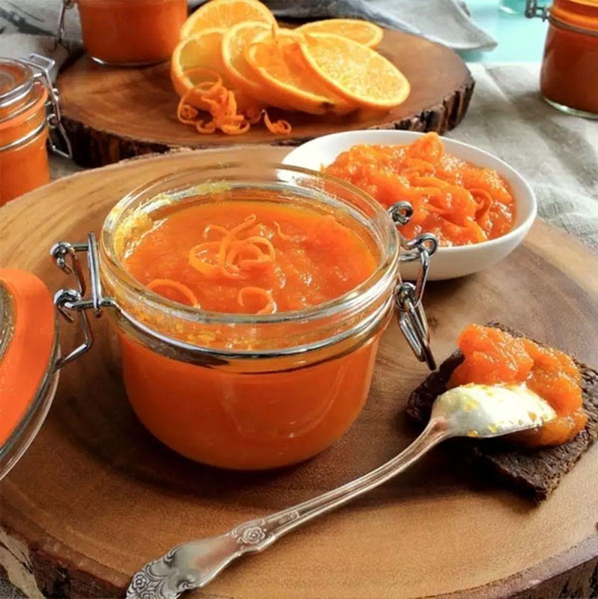 آموزش و طرز تهیه مربای هویج خانگی بسیار خوشمزه