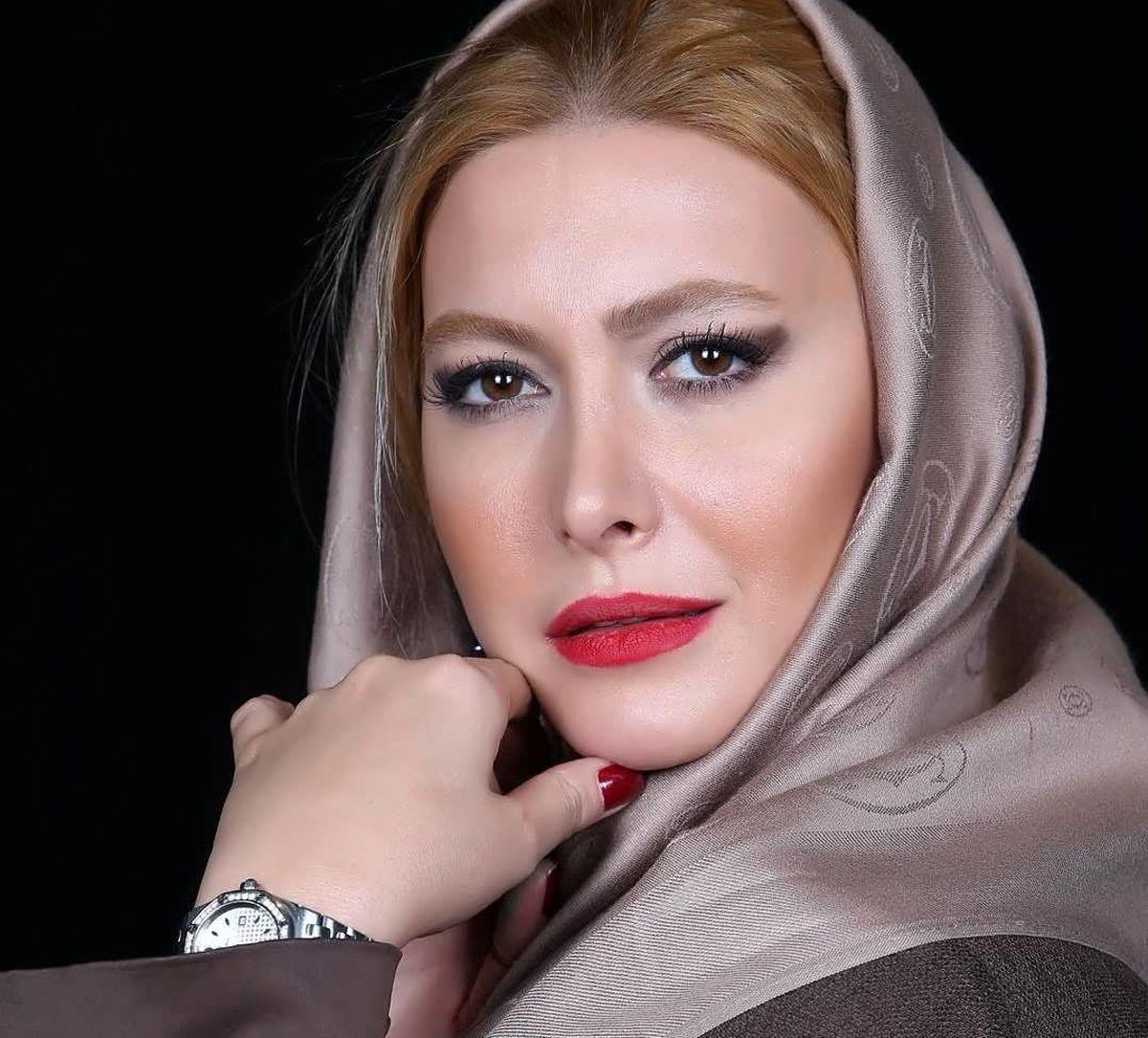 قول فریبا نادری به علی انصاریان دلها را لرزاند + عکس