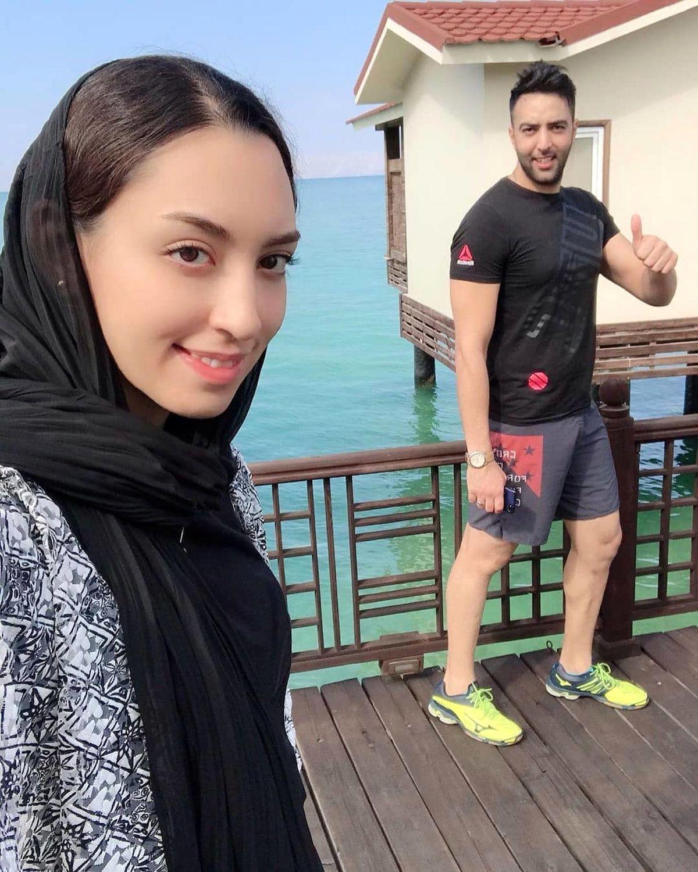 افشاگری کیمیا علیزاده از خیانت همسرش جنجال ساز شد + عکس