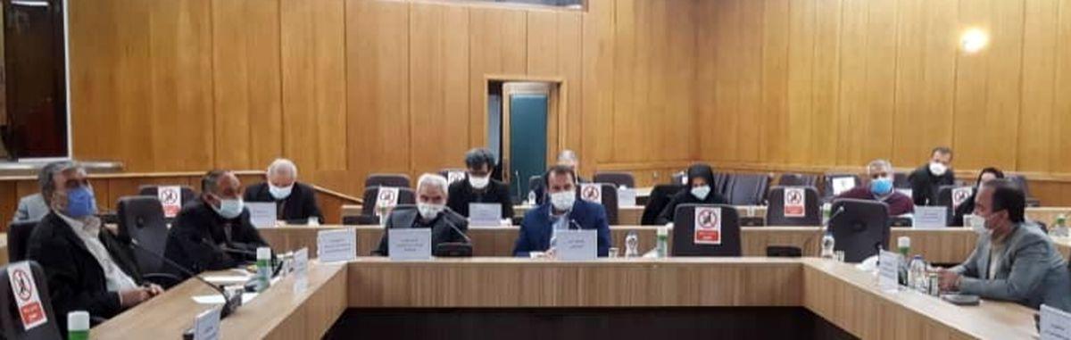 نشست مشارکت طرحهای صنعتی ایدرو با سرمایه گذاران فارس برگزار شد