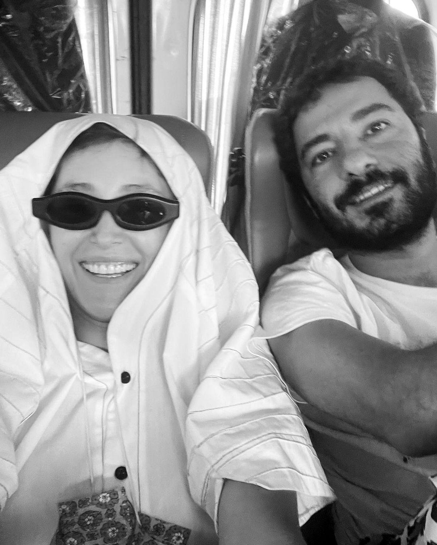 عکس عاشقانه لورفته نوید محمد زاده و زن جدیدش | عکسهای نوید محمدزاده