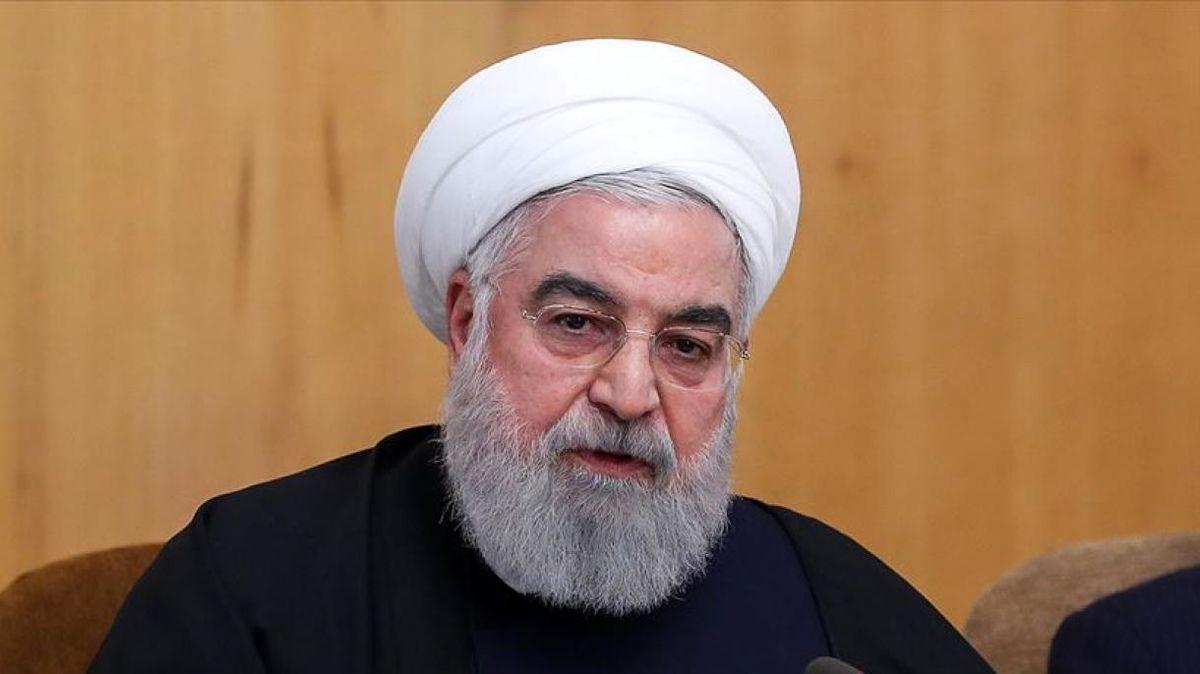 پیام تبریک روحانی به مناسبت عید سعید فطر خطاب به ملت ایران