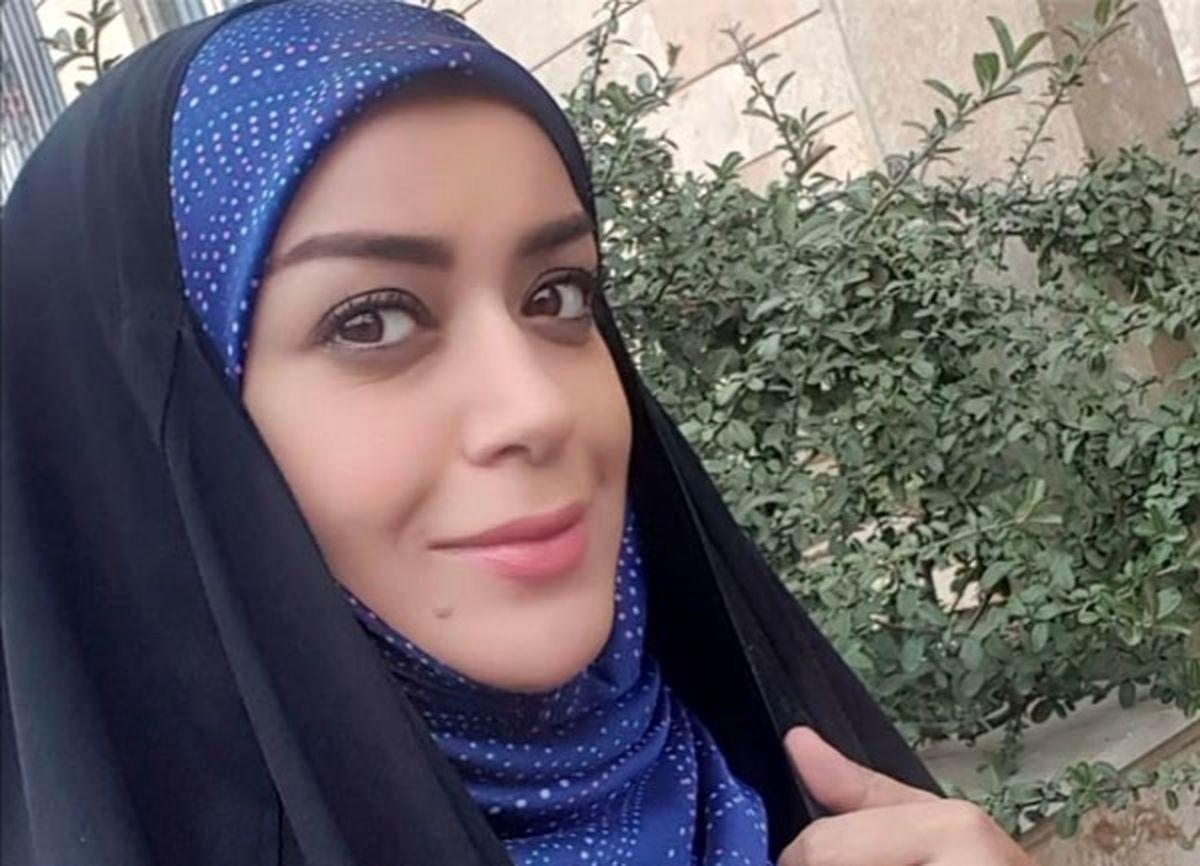 دلنوشته عاشقانه الهام چرخنده برای همسرش در مشهد غوغا به پاکرد + عکس