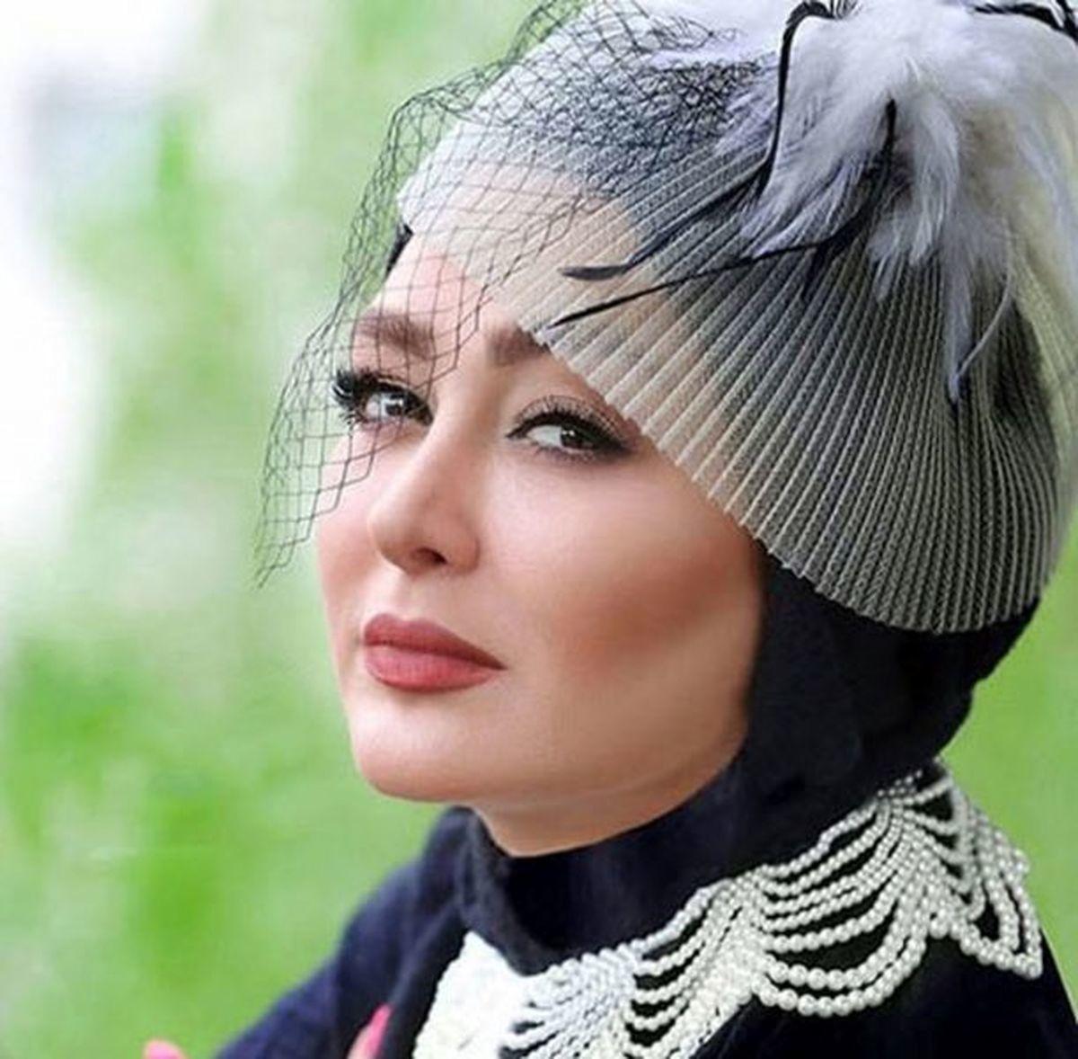 ماجرای آشنایی الهام حمیدی و همسر میلیاردرش لورفت + فیلم