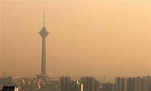 هوای تهران آلوده میشود