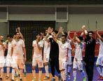 مربی تیم ملی فوتسال ایران: بازیکنان جوان امروز بیشتر به میدان میروند