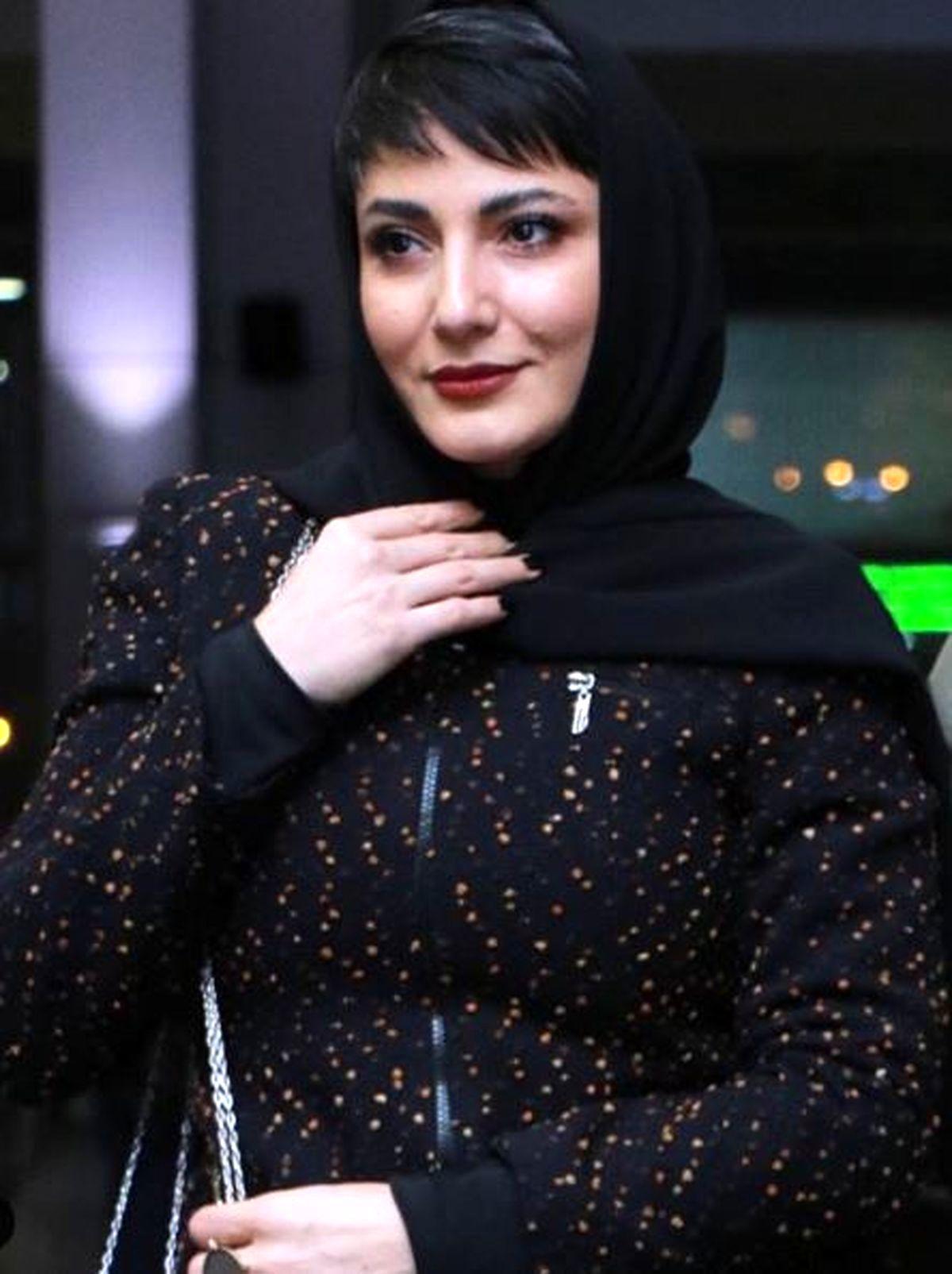 همدردی سمیرا حسن پور با مردم افغانستان + عکس