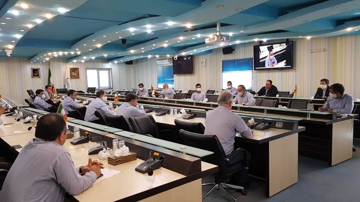 پنجمین نشست مدیریت شرایط اضطراری شرکت فجر انرژی برگزار شد