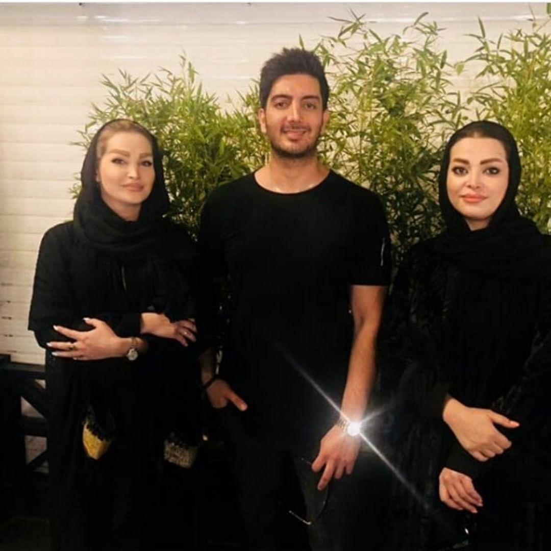 فرزاد فرزین| عکسهای لورفته با همسرش + عکس و بیوگرافی