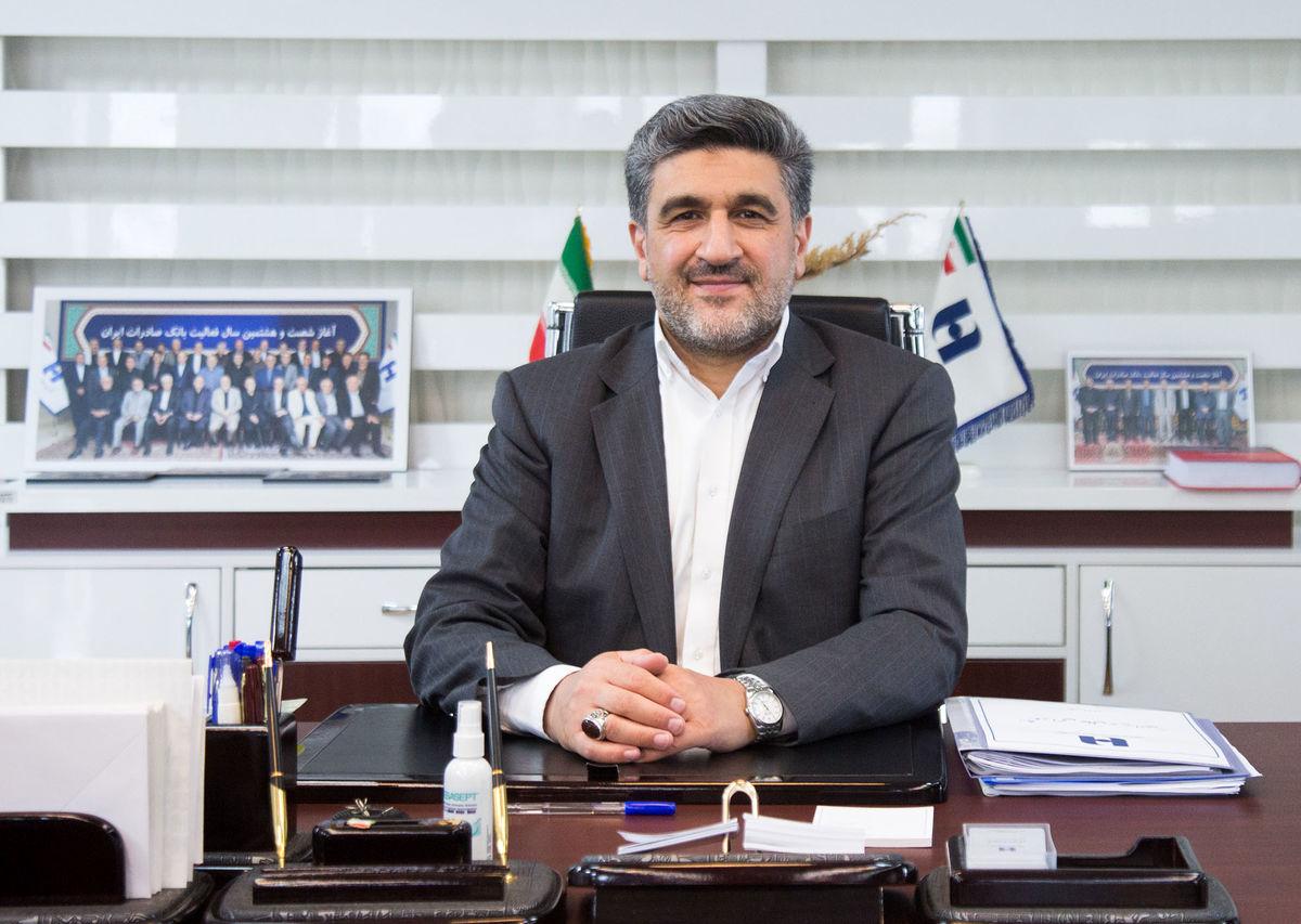 مانعی برای تحقق سود در بانک صادرات ایران نمیبینم