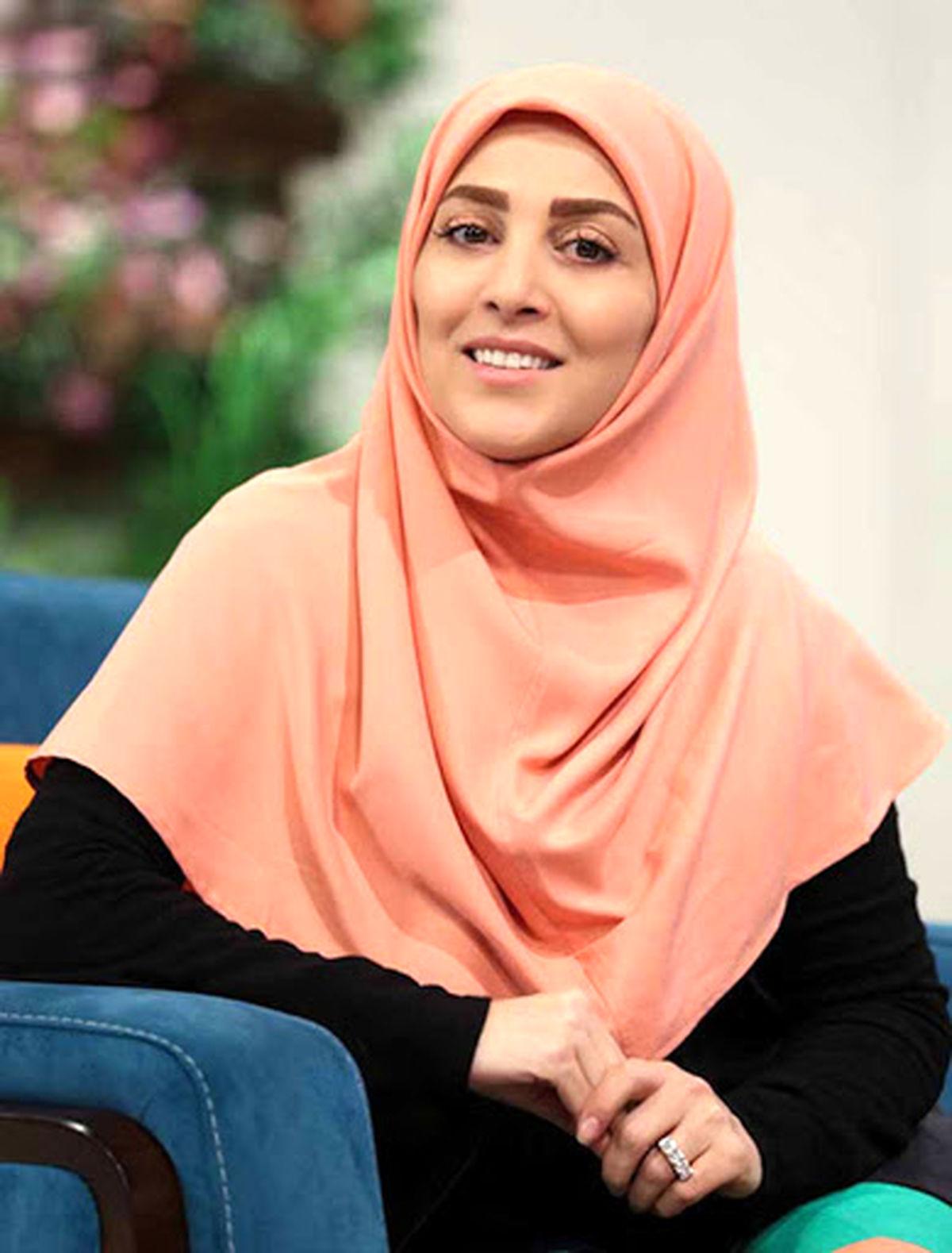 انصراف ژیلا صادقی از اجرای یک مسابقه آشپزی