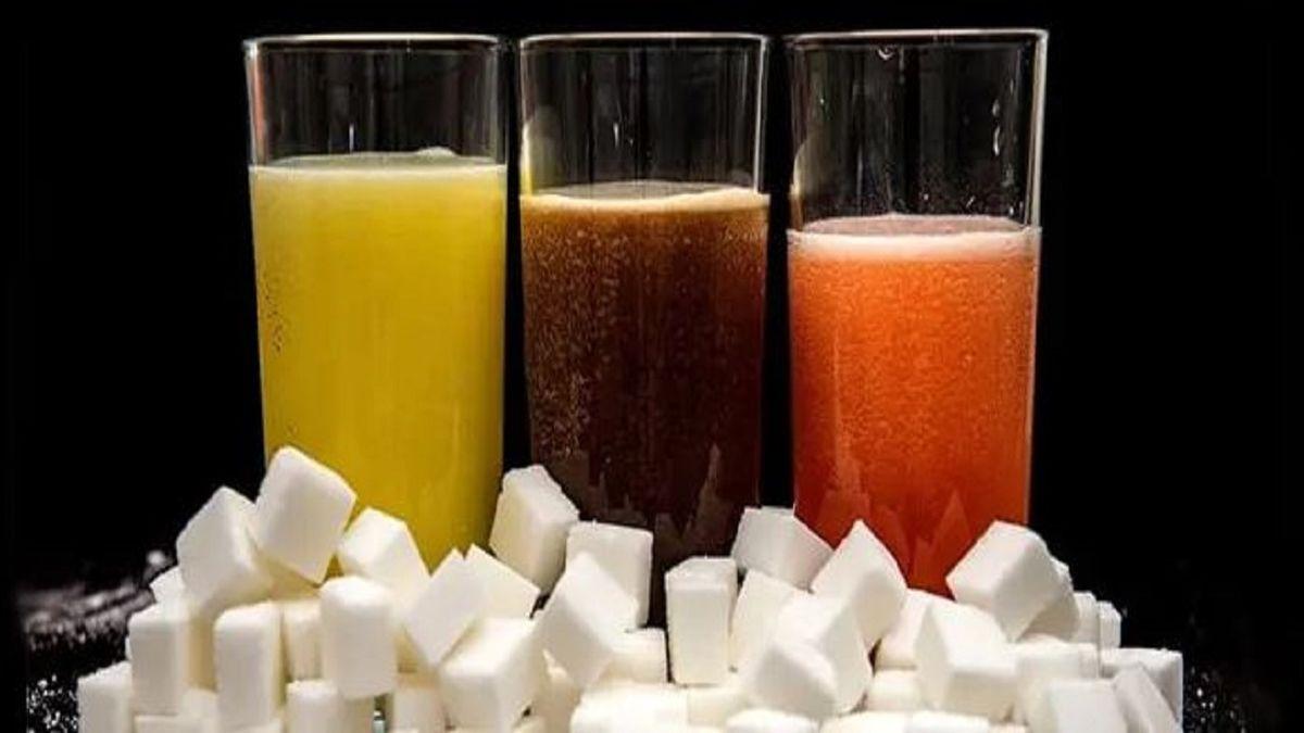 چند مشکلی که از نوشیدنیهای بدون قند می آید