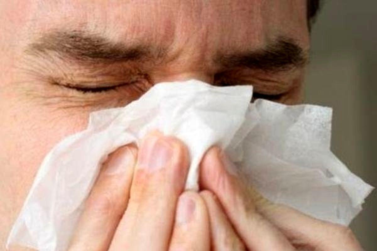 4000 نفر مبتلا به آنفولانزا بستری شدند+جزئیات