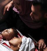 اولین تصاویری تکان دهنده از سردخانه ها و خیابان های غزه + ویدئو