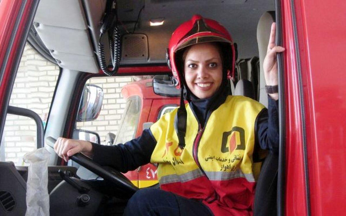 جذب آتشنشان زن تا ۲ ماه آینده در تهران + جزئیات
