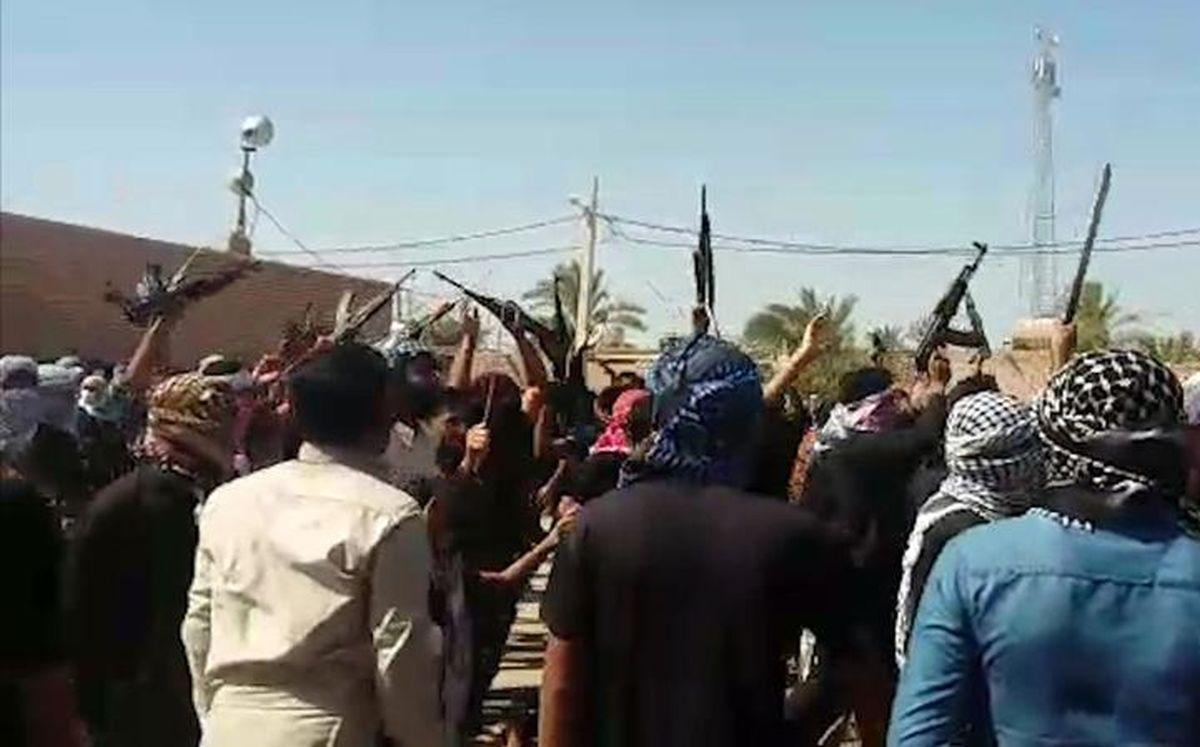 مراسم تشییع جنازه در خوزستان مردم را وحشتزده کرد + فیلم