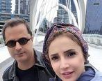 ورزش کردن شبنم قلی خانی در روز عید + عکس