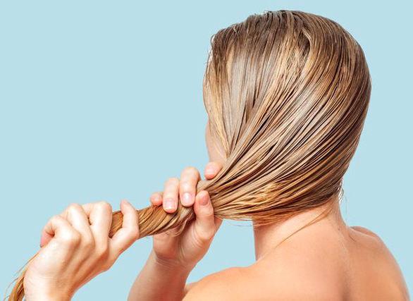 ویتامینه کردن موی سر با روش خانگی و سالنی