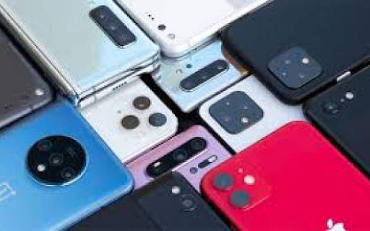 قیمت انواع گوشی موبایل امروز یکشنبه +جدول
