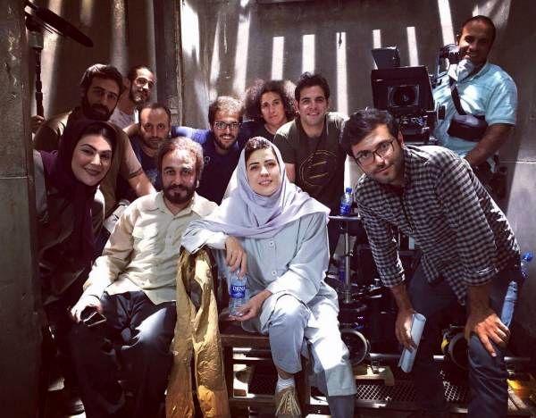 لاله اسکندری و رضا عطاران