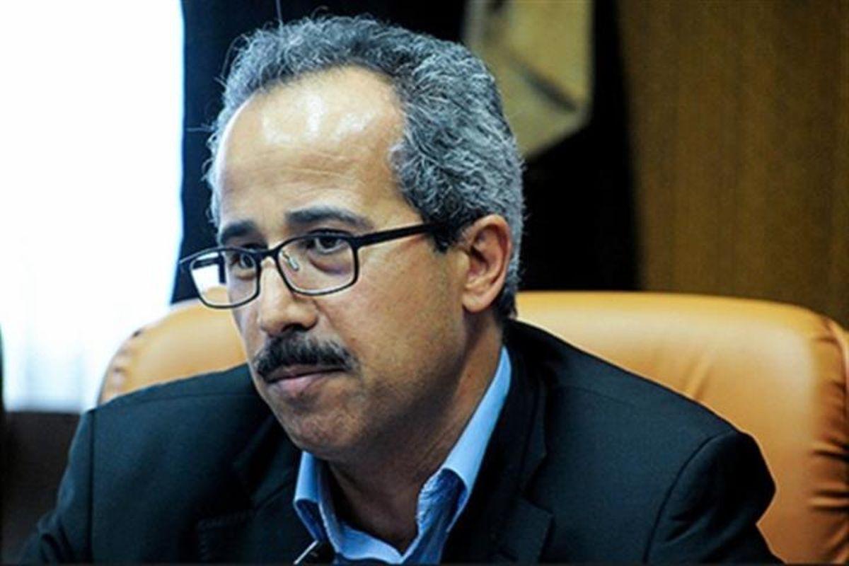 قدردانی نائب رئیس هیات مدیره سازمان تامین اجتماعی از رئیس بیمارستان شهید لواسانی