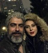 عاشقانه های مهدی پاکدل و رعنا آزادی ور + عکس