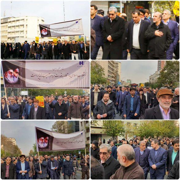 بانک صادرات ایران همیشه در صحنه است و خدمترسانی به مردم متوقف نخواهد شد